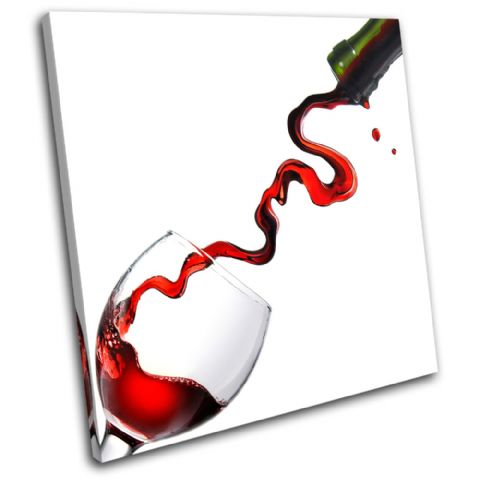 Wine Glass Pouring Food Kitchen - 13-0737(00B)-SG11-LO